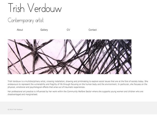 artists websites